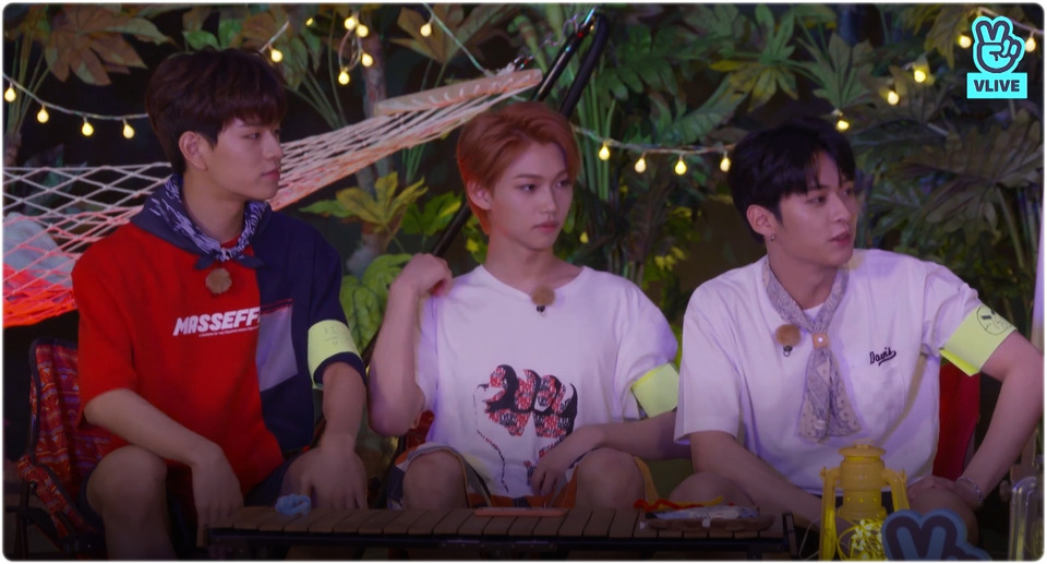 s2018e117 — [Live] Stray Kids X Summer Vacation Week (Full)