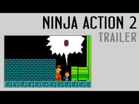 s02e03 — Ниндзя в деле 2 (демо): Марио