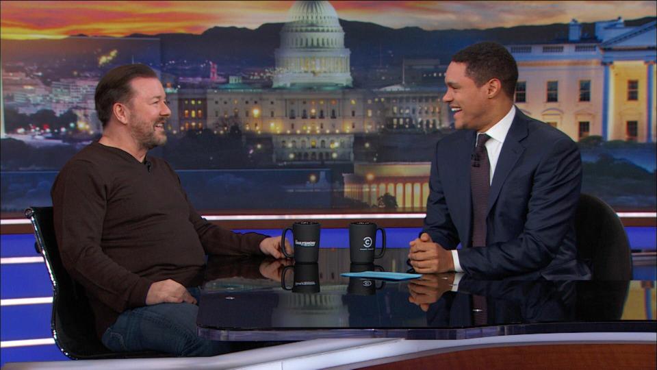 s2018e11 — Ricky Gervais