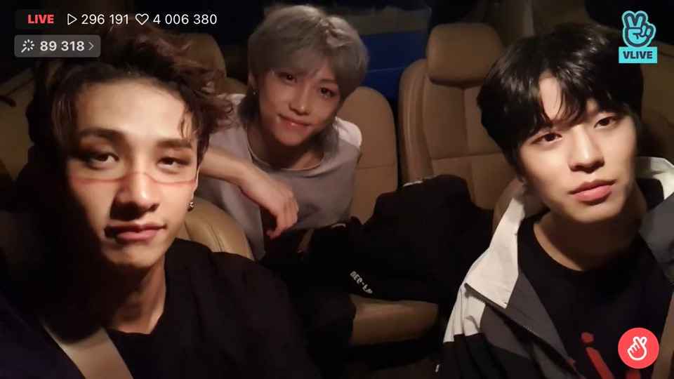 s2021e94 — [Live] Right After, Chan-ie, Min-ie, Bbok-ie!!! STAY Thank You Very Much ㅠㅠㅠㅠㅠㅠㅠㅠ🖤🎉