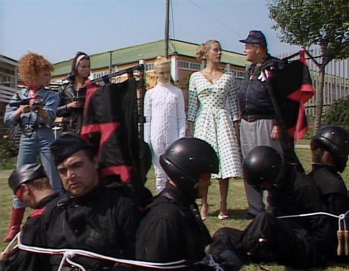 s24e11 — Delta and the Bannermen, Part Three