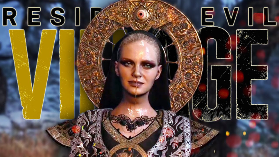 s10e57 — THE BIG FINALE | Resident Evil Village— [ENDING]