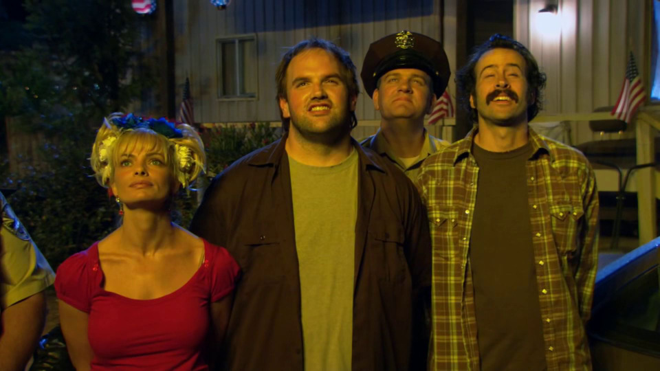 s03e08 — Our Other 'Cops' is On! (2)