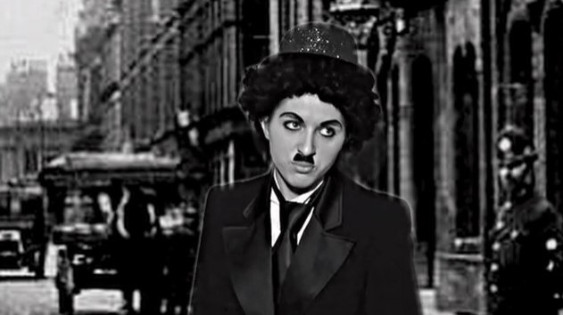s01e15 — Ke$ha & Charlie Chaplin / Немое кино