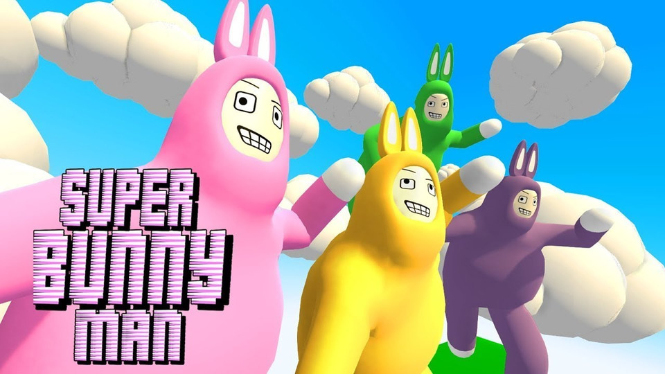 s11e188 — НИКОГДА ТАК НЕСМЕЯЛИСЬ! УГАР ДОСЛЕЗ ВИГРЕ Super Bunny Man