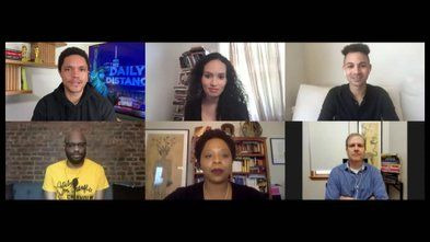 s2020e73 — Panel Discussion on Radical Police Reform