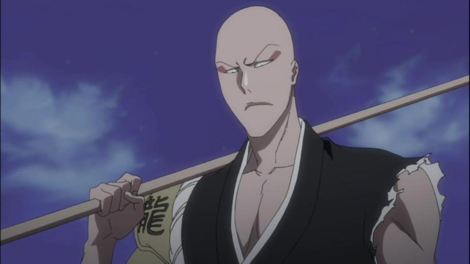 s16e21 — Fierce Fight! Shinigami vs. XCUTION!