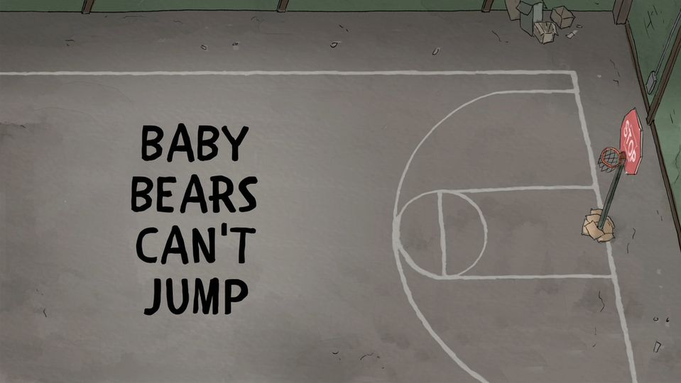 s04e08 — Baby Bears Can't Jump