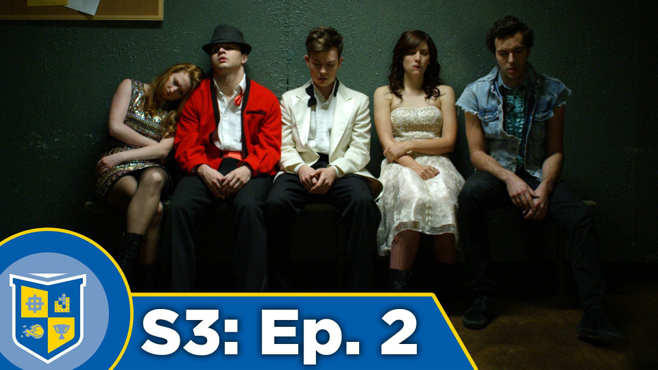 s03e02 — Nobody Cool Goes to Prom