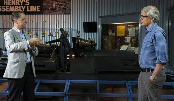 s07e21 — Managing Mass Production