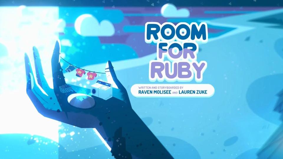 s04e19 — Room for Ruby