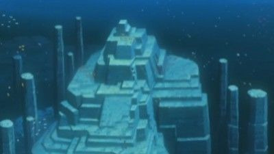 s16 special-1 — Movie 11: Jolly Roger in the Deep Azure