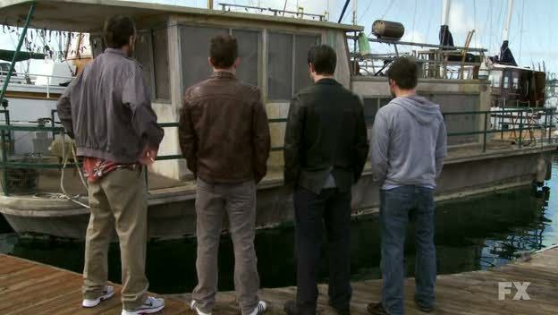 s06e03 — The Gang Buys a Boat