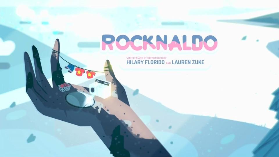 s04e17 — Rocknaldo