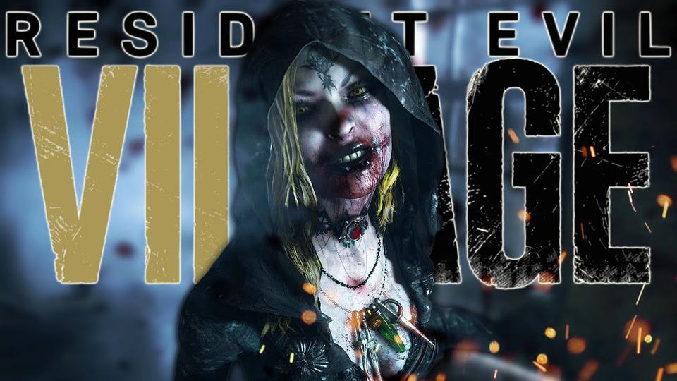 s10e51 — BITE ME HARDER | Resident Evil Village— Part 3