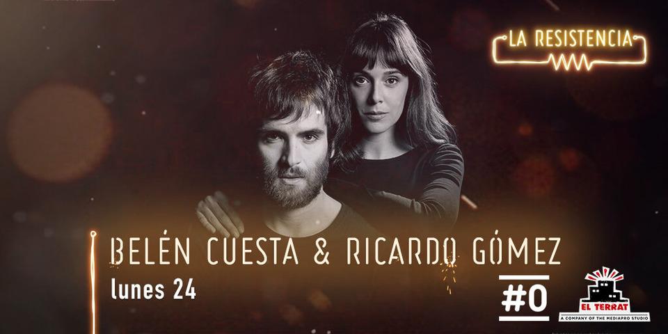 s04e130 — Belén Cuesta & Ricardo Gómez