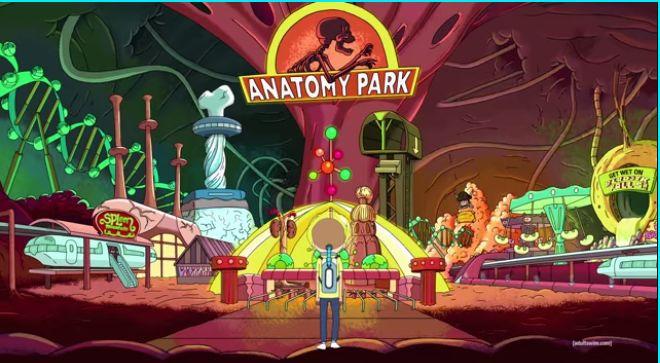 s01e03 — Anatomy Park