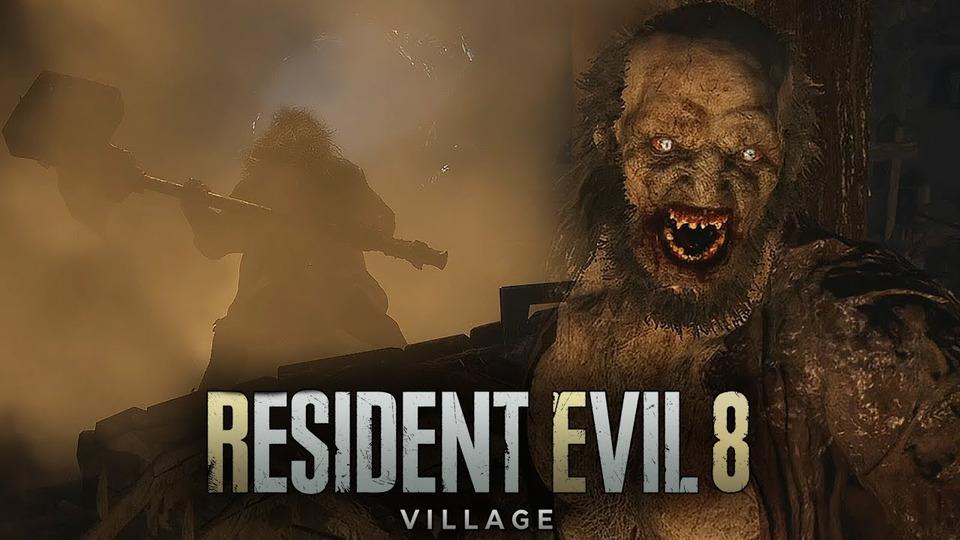 s11e171 — МЯСНОЙ ЗАМЕС ВЛОГОВЕ ОБОРОТНЕЙ ● Resident Evil: Village #9