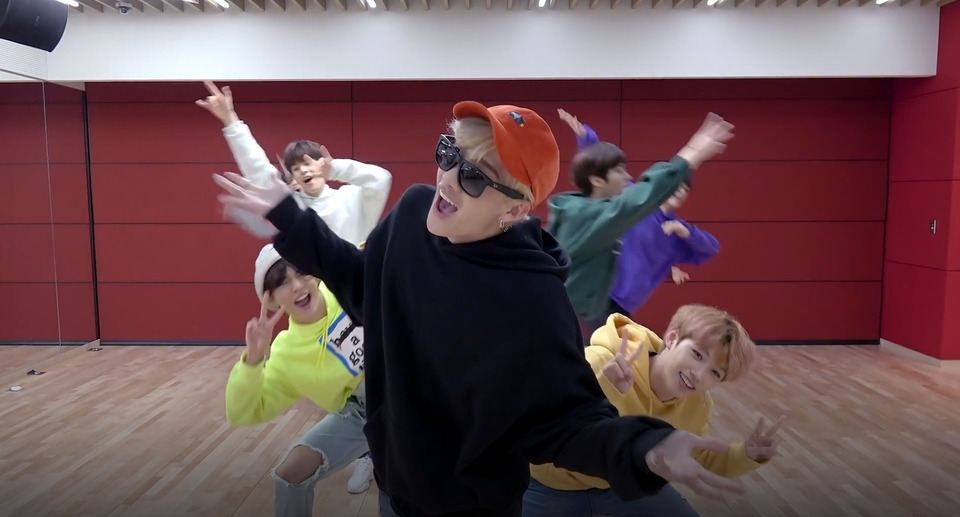s2018e251 — [Dance Practice] «Get Cool» (Close up Ver.)