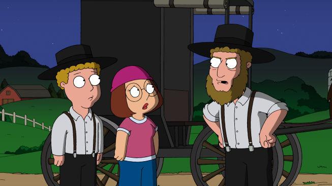 s10e07 — Amish Guy