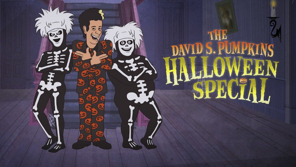 s43 special-1 — The David S. Pumpkins Animated Halloween Special