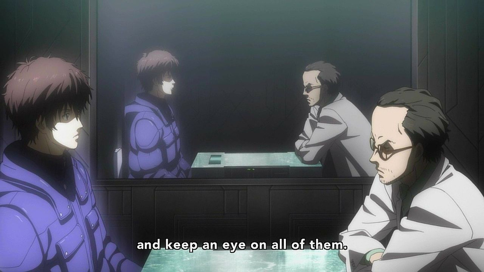 Psychopass season 2 episode 5
