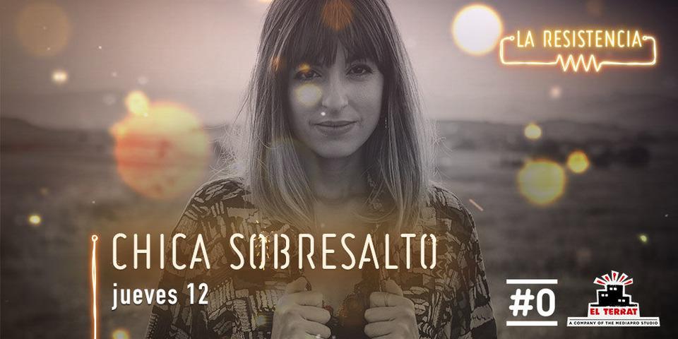 s04e35 — Chica Sobresalto