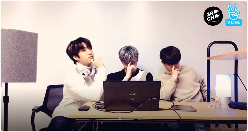 s2018e16 — [Live] 3RACHA 의 드루와방~🖤