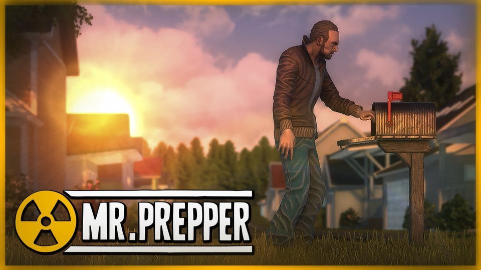 s11e106 — ПОСЛАНИЕ ОТМИНИТМЕНА! МИСТЕР ВЫЖИВАЛЬЩИК ● Mr.Prepper #2