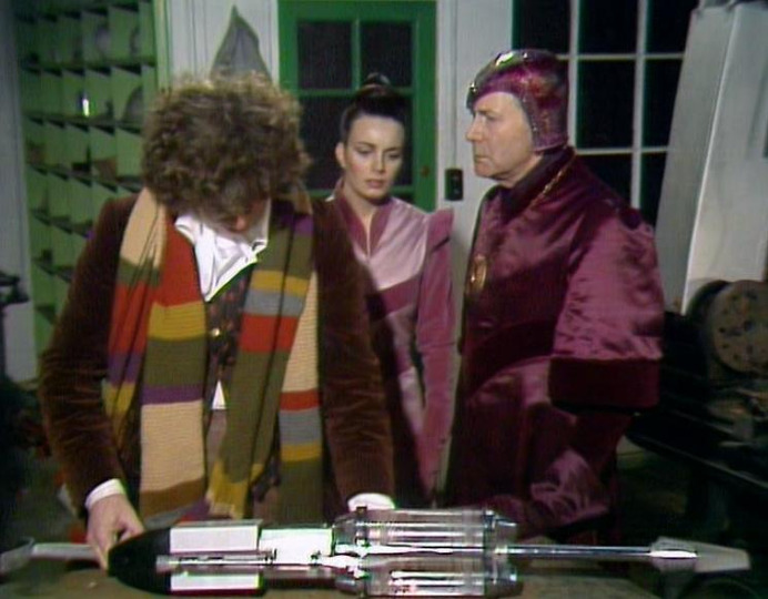 s15e26 — The Invasion of Time, Part Six