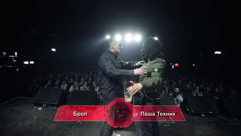 s02e13 — Versus Main Event #6 (сезон II): Брол VS Паша Техник (Kunteynir)