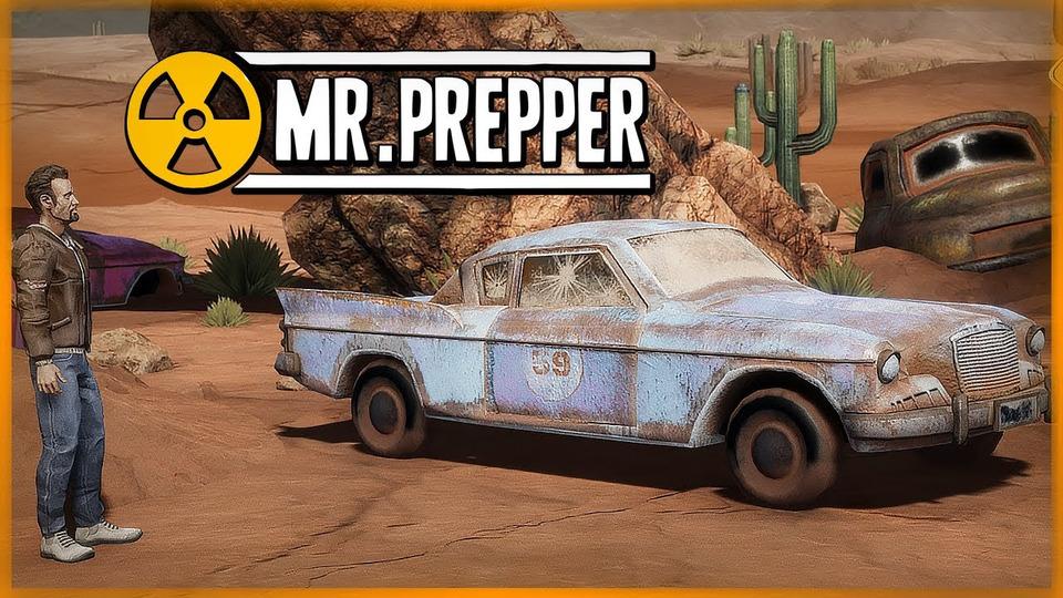 s11e108 — НАШЕЛ ТАЧКУ— ПОРА ВАЛИТЬ ИЗГОРОДА? (УЛУЧШАЕМ СВОЙ БУНКЕР) ● Mr.Prepper #3