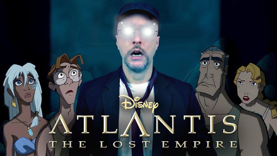 s14e31 — Atlantis: The Lost Empire