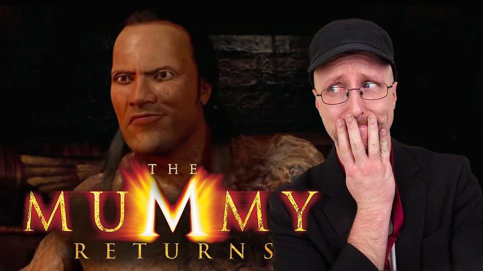 s14e03 — The Mummy Returns