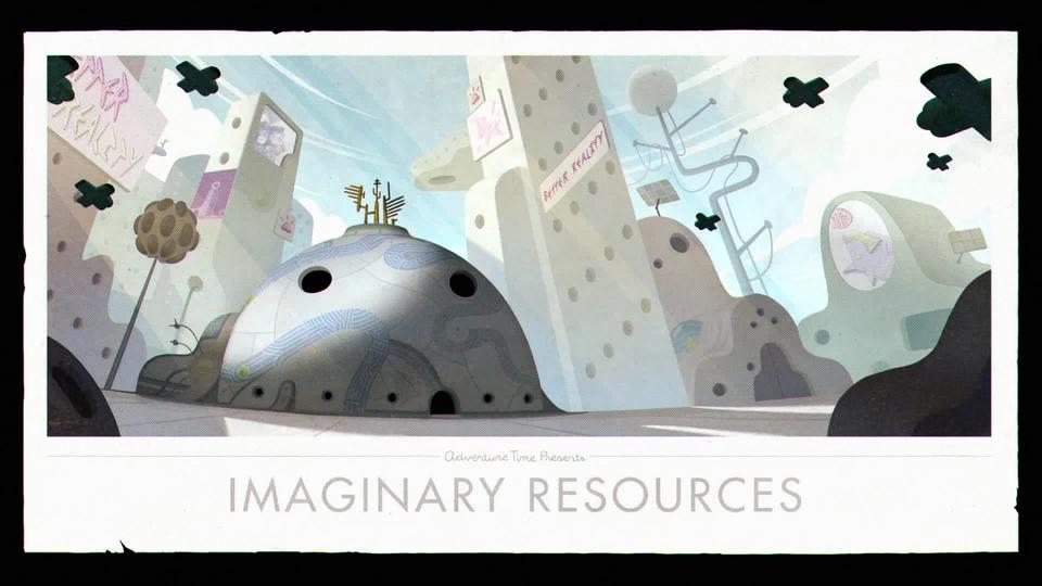 s08e10 — Islands Part 4: Imaginary Resources