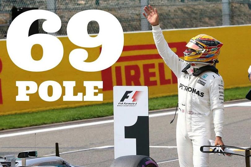 s2017e25 — Italian Grand Prix Qualifying Highlights