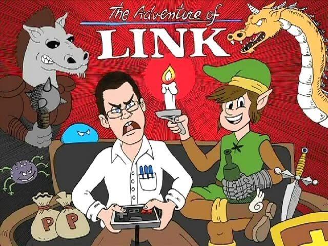 s05e04 — Zelda II: The Adventure of Link