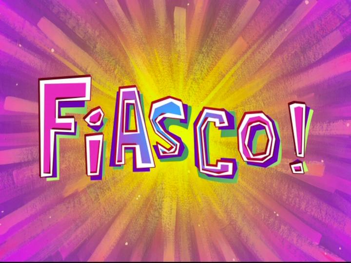 s08e29 — Fiasco!