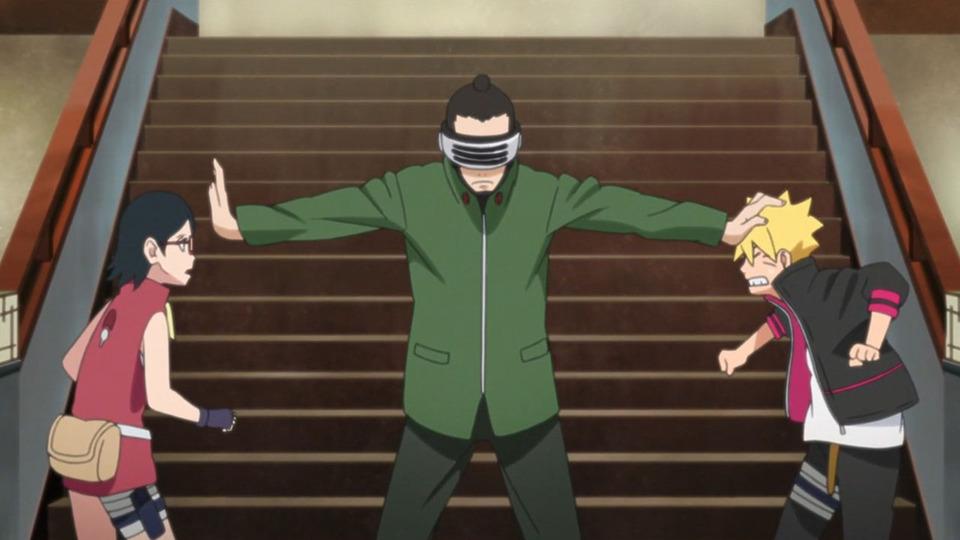 s01e04 — A Ninjutsu Battle of the Sexes!