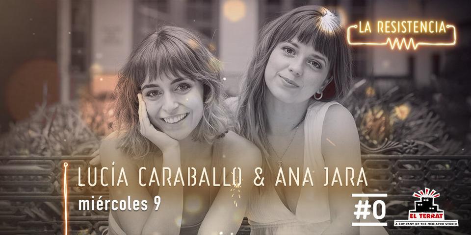 s04e140 — Lucía Caraballo & Ana Jara