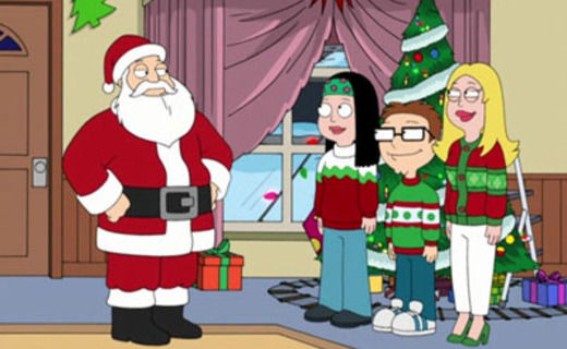 s03e08 — The Most Adequate Christmas Ever