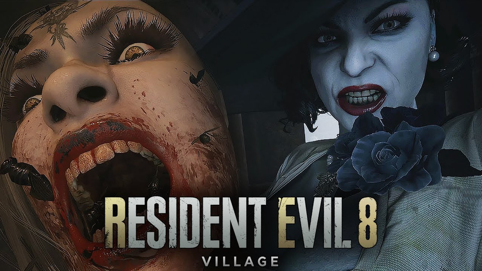 s11e167 — ПЕРВЫЙ БОСС: ЛЕДИ ДИМИТРЕСКУ ● Resident Evil: Village #5