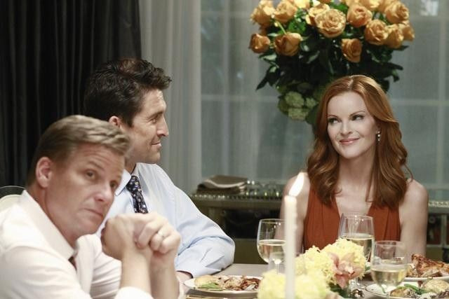 s07e23 — Come on Over for Dinner