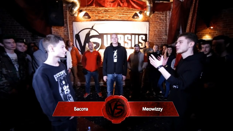 s01e08 — VERSUS #8: Meowizzy VS Басота