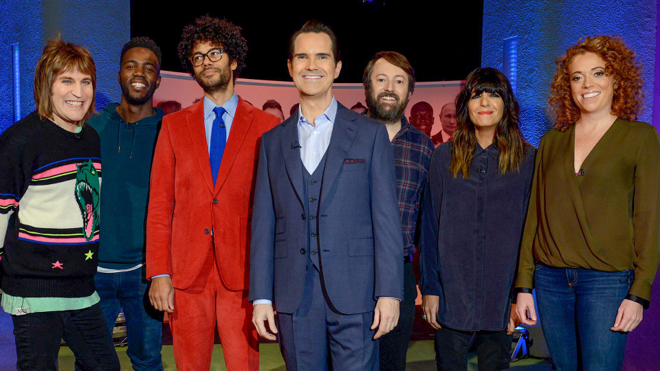 s2018e02 — The Big Fat Quiz of the Year 2018