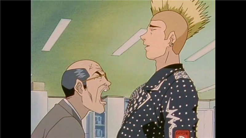 s01e17 — Falling for the Great Onizuka