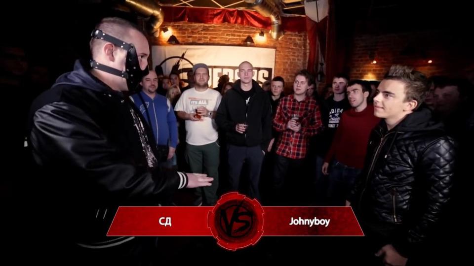s01e11 — VERSUS #11: СД VS Johnyboy