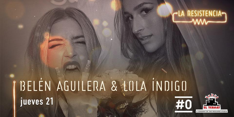 s04e66 — Belén Aguilera & Lola Índigo