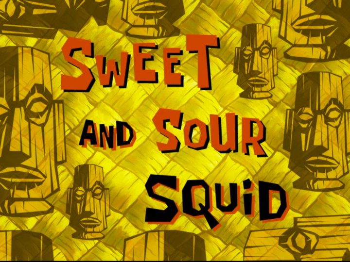s08e10 — Sweet and Sour Squid