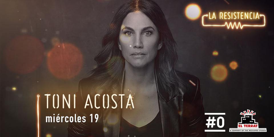 s04e128 — Toni Acosta